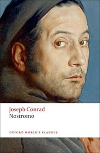 The Best Political Novels - Nostromo by Joseph Conrad
