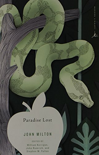 The best books on Adam and Eve - Paradise Lost by John Milton