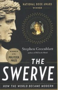 The best books on Adam and Eve - The Swerve: How the World Became Modern by Stephen Greenblatt
