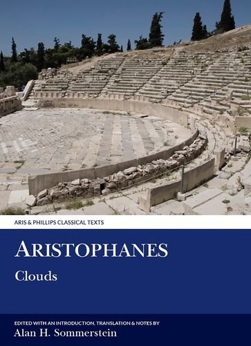 The best books on Learning Ancient Greek - The Clouds by Aristophanes