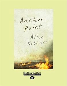 The Best Cli-Fi Books - Anchor Point by Alice Robinson