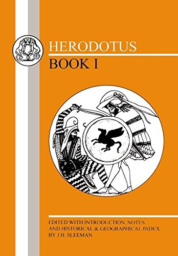 The best books on Learning Ancient Greek - The Histories by Herodotus