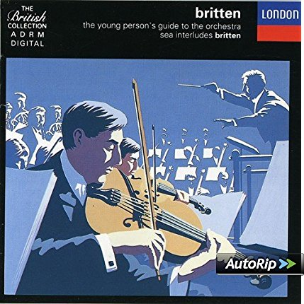 The Young Person's Guide to the Orchestra by Benjamin Britten