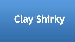 Newspapers and Thinking the Unthinkable by Clay Shirky