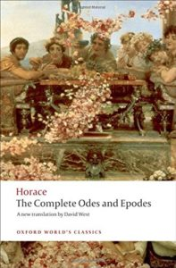 The best books on Time - The Odes by Horace