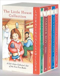 Best Series for 10 Year Olds - The Little House Books by Laura Ingalls Wilder