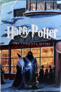 The best books on Kid Detectives - Harry Potter: the Complete Series by J.K. Rowling