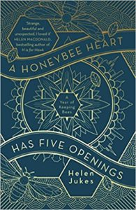 The best books on Honeybees - A Honeybee Heart Has Five Openings by Helen Jukes