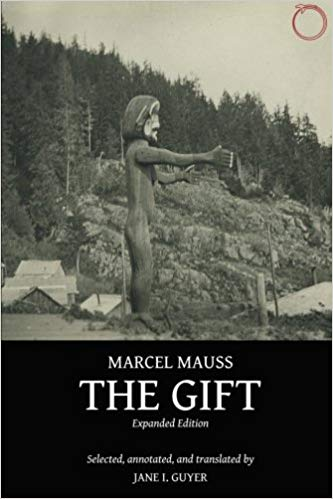The best books on Moral Economy: The Gift by Marcel Mauss