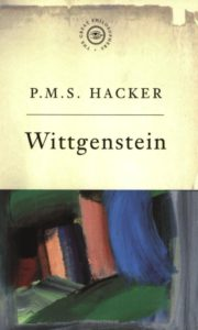 The best books on Wittgenstein - The Great Philosophers: Wittgenstein on Human Nature by Peter Hacker