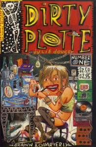 The Best Comics of 2018 - Dirty Plotte: The Complete Julie Doucet by Julie Doucet