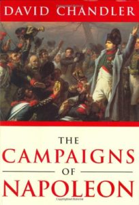 The best books on Napoleon - The Campaigns of Napoleon by David G Chandler