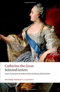 The best books on Catherine the Great - Selected Letters of Catherine the Great by Catherine the Great