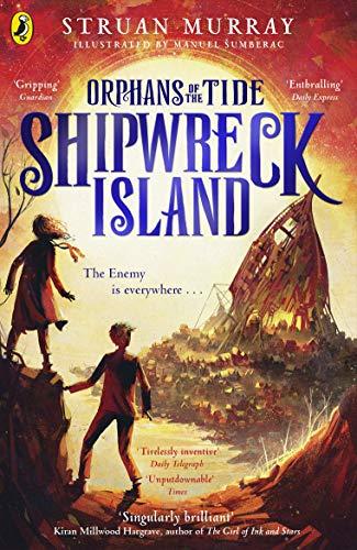 Shipwreck Island by Manuel Sumberac (Illustrator) & Struan Murray