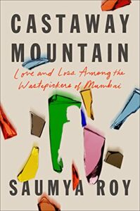 The best books on Mumbai - Castaway Mountain: Love and Loss Among the Wastepickers of Mumbai by Saumya Roy