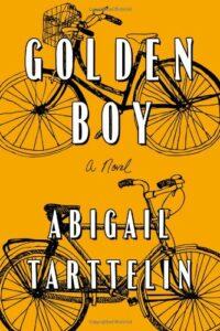 Landmark LGBTQI books - Golden Boy: A Novel by Abigail Tarttelin
