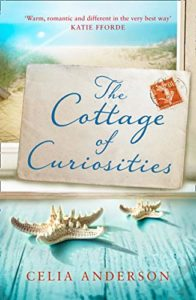 The Best Romantic Comedy Books: The 2021 Romantic Novelists' Association Shortlist - The Cottage of Curiosities by Celia Anderson