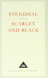 Five of the Best European Classics - Scarlet and Black by Stendhal