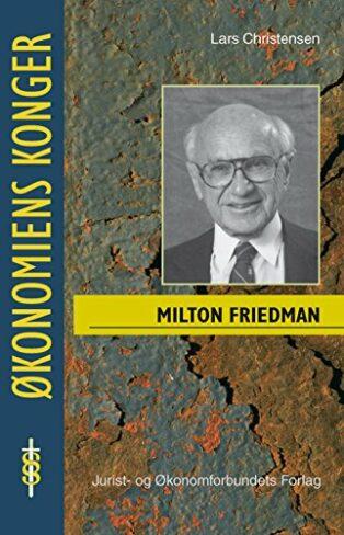 Milton Friedman by Lars Christensen