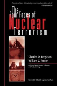 Nuclear Books - The Four Faces of Nuclear Terrorism by Center for Nonproliferation Studies