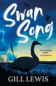 Gill Lewis on Children's Books About the Refugee Crisis - Swan Song by Gill Lewis