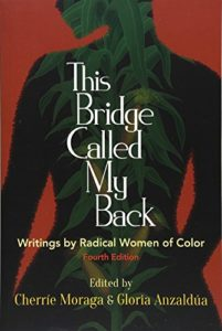 The best books on Patriarchy - This Bridge Called My Back, Fourth Edition: Writings by Radical Women of Color by Cherríe Moraga and Gloria Anzaldúa (editors)