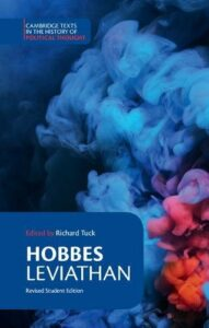 Leviathan: Revised Student Edition (Cambridge Texts in the History of Political Thought) by Richard Tuck & Thomas Hobbes