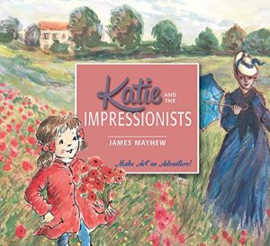 Best Books for Preschool Kids - Katie and the Impressionists by James Mayhew