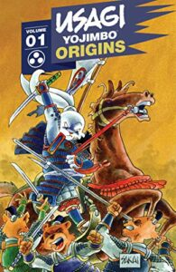 Best Graphic Histories - Usagi Yojimbo: Origins, Vol. 1: Samurai by Stan Sakai