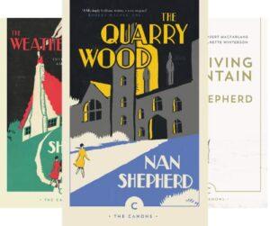Landmarks of Scottish Literature - The Grampian Quartet by Nan Shepherd