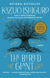 Best Medieval Historical Fiction - The Buried Giant by Kazuo Ishiguro
