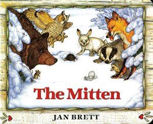 Best Books for Preschool Kids - The Mitten by Jan Brett