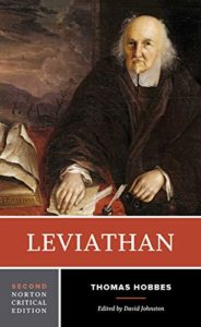 The best books on The Rule of Law - Leviathan by Thomas Hobbes