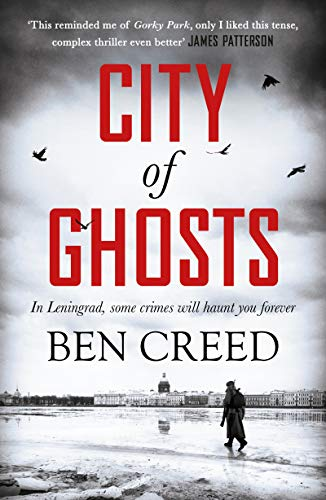 City of Ghosts by Ben Creed