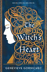 The Best Mythopoeic Fantasy - The Witch's Heart by Genevieve Gornichec