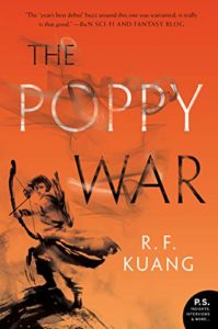 The Best Mythopoeic Fantasy - The Poppy War by R. F. Kuang