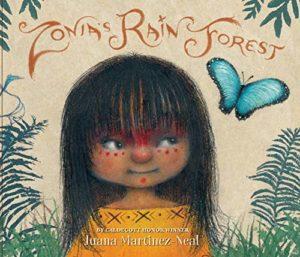 Best Books for Preschool Kids - Zonia's Rain Forest by Juana Martinez-Neal