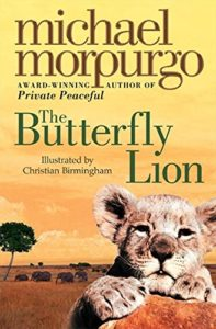 Michael Morpurgo on His Novels - The Butterfly Lion by Michael Morpurgo