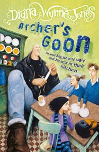Comfort Reads - Archer's Goon by Diana Wynne Jones