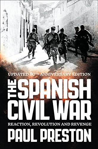 The best books on The Spanish Civil War - The Spanish Civil War by Paul Preston