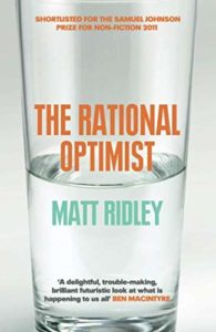 The best books on Technology and Optimism - The Rational Optimist by Matt Ridley