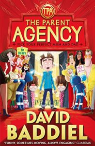 The best books on Football - The Parent Agency by David Baddiel