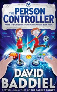 The best books on Football - The Person Controller by David Baddiel