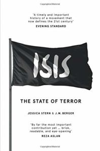 The best books on Who Terrorists Are - ISIS: The State of Terror by J M Berger & Jessica Stern