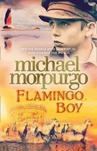 Michael Morpurgo on His Novels - Flamingo Boy by Michael Morpurgo