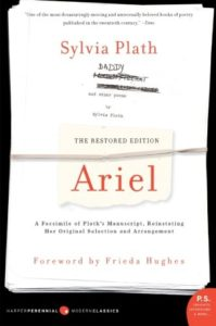 Sylvia Plath Books - Ariel: The Restored Edition by Sylvia Plath