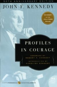 The best books on JFK - Profiles in Courage by John F Kennedy