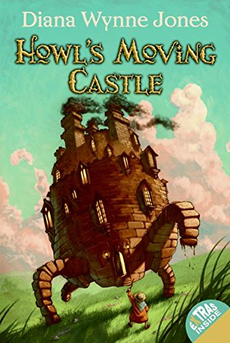 The Best Love Stories - Howl's Moving Castle by Diana Wynne Jones