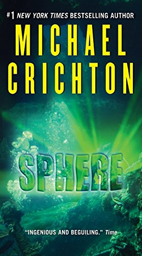 The Best Young Adult Science Fiction Books - Sphere by Michael Crichton