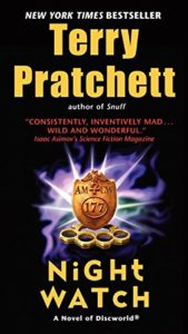 The Best Murder Mystery Books - Night Watch by Terry Pratchett